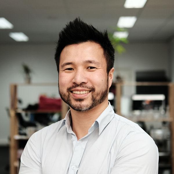 Calvin Ho medewerker