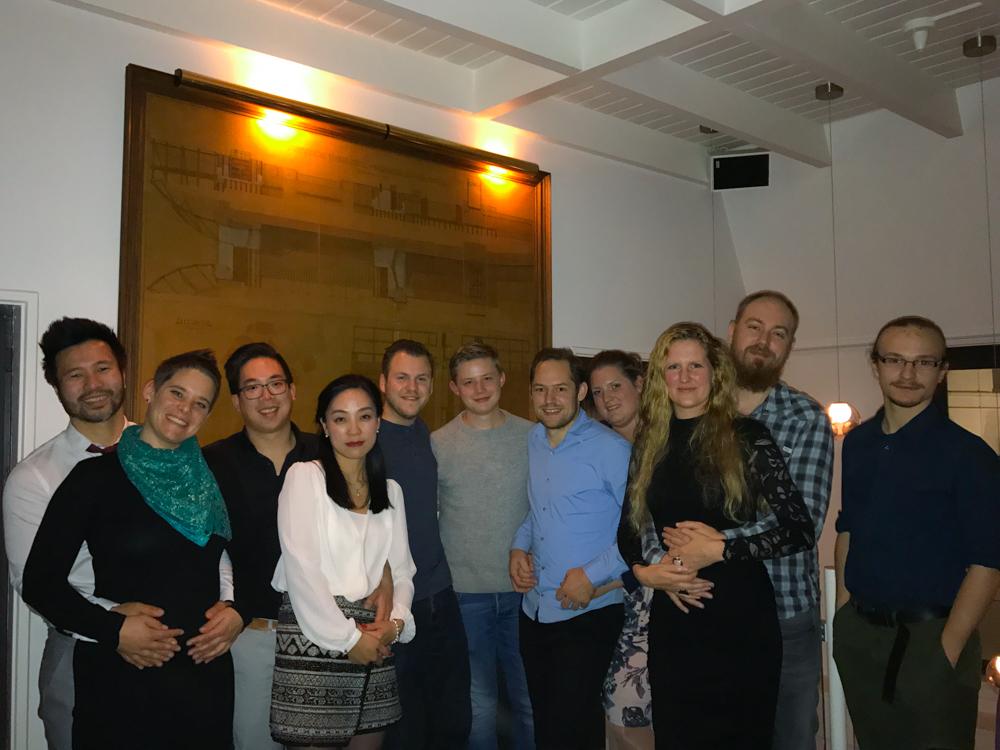 HC Team & partners groepsfoto